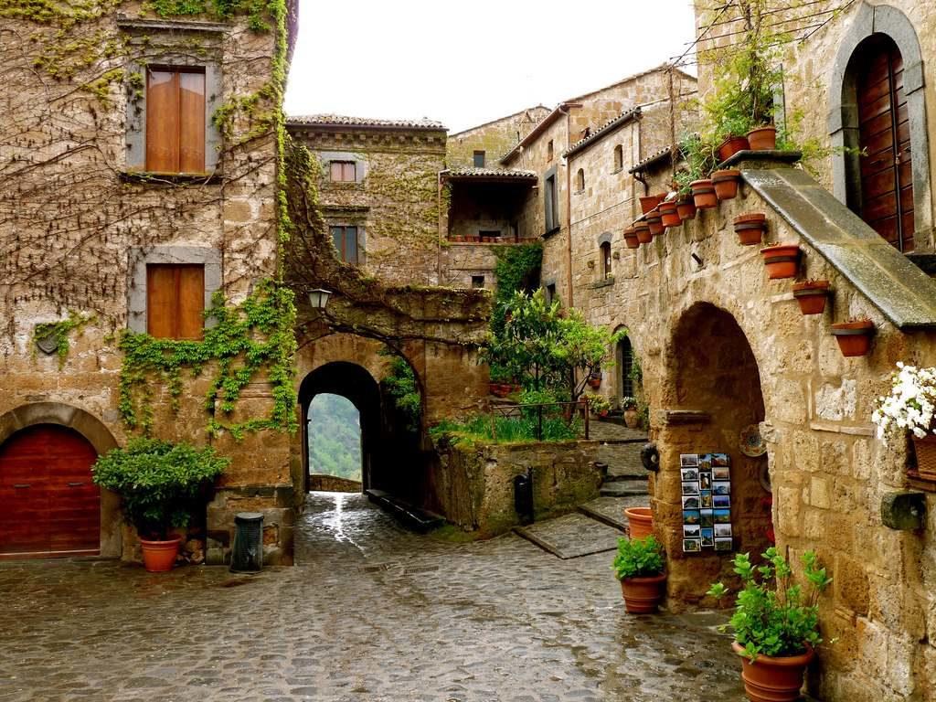On Your Next Trip to Italy Add Civita di Bagnoregio