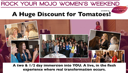 Rock Your Mojo Highlights PLUS Mojo Weekend Special Offer