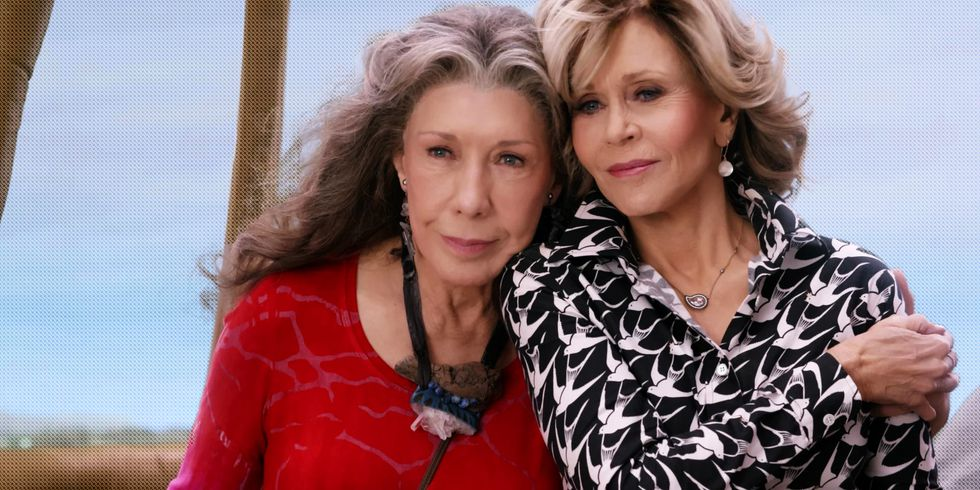 How and Where to Get Grace and Frankie's Style