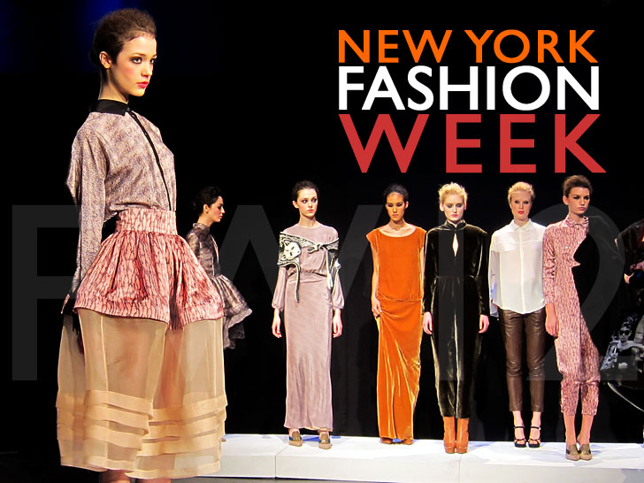 NYC LIFE: Fashion Week, Valentine's Day Fun