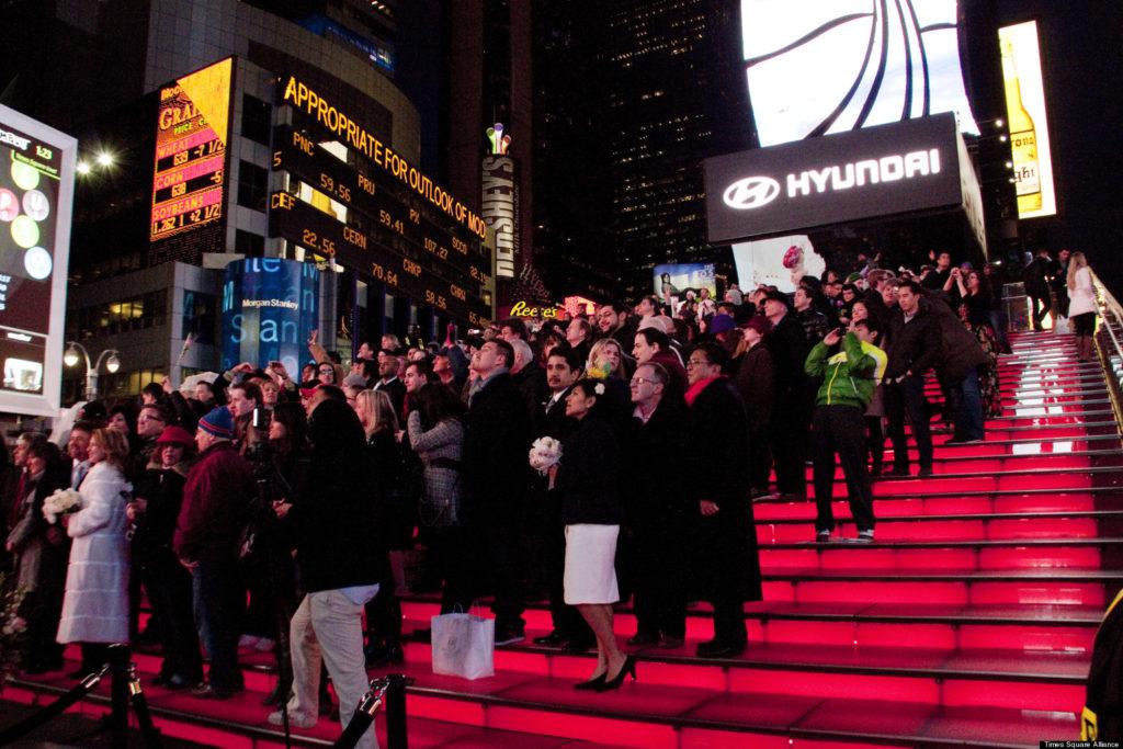 NYC LIFE: Fashion Week, Valentine's Day Fun