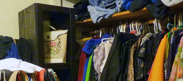 How to Solve Your Messy Closet Dilemma Once and for All