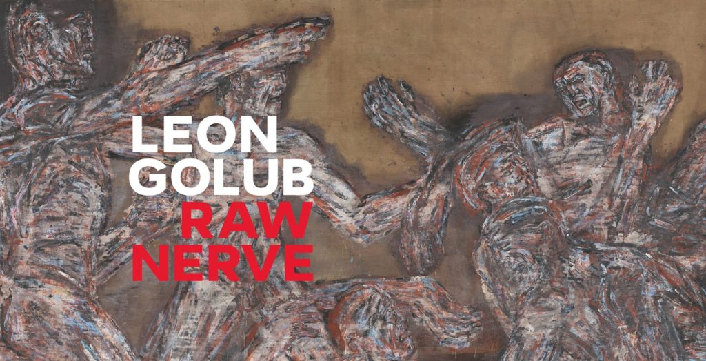Leon Golub: Raw Nerve, at the Met Breuer