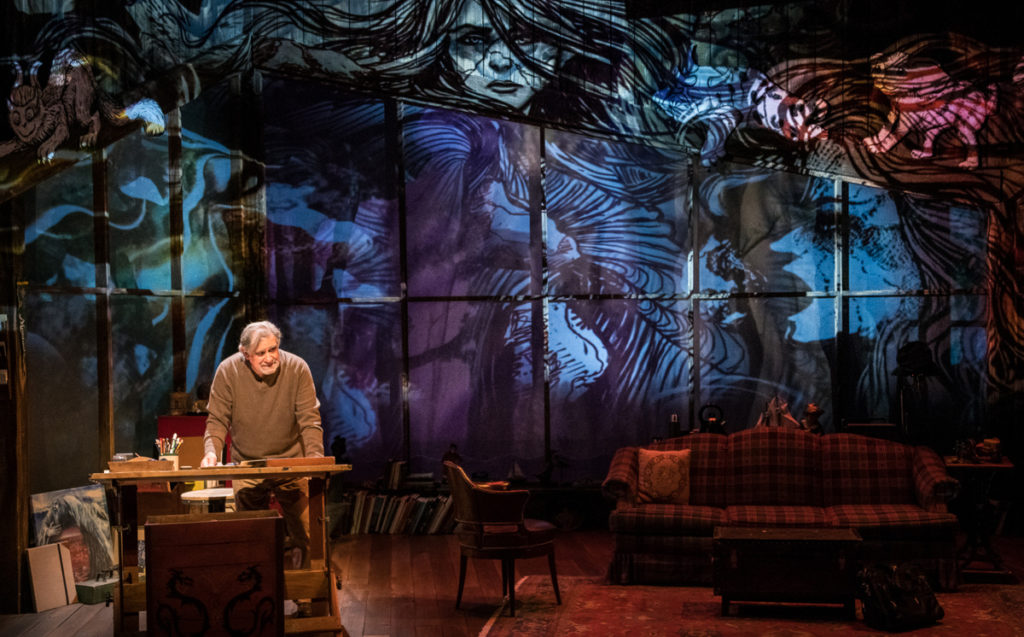 Two new plays open off-Broadway, providing insights into the creative process.