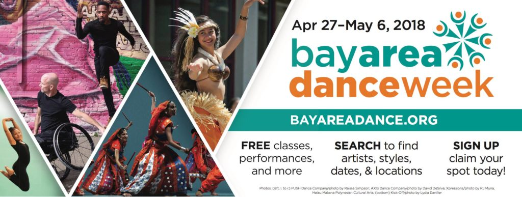 SF LIFE: Dancing, Reading, Creating, Event for Us