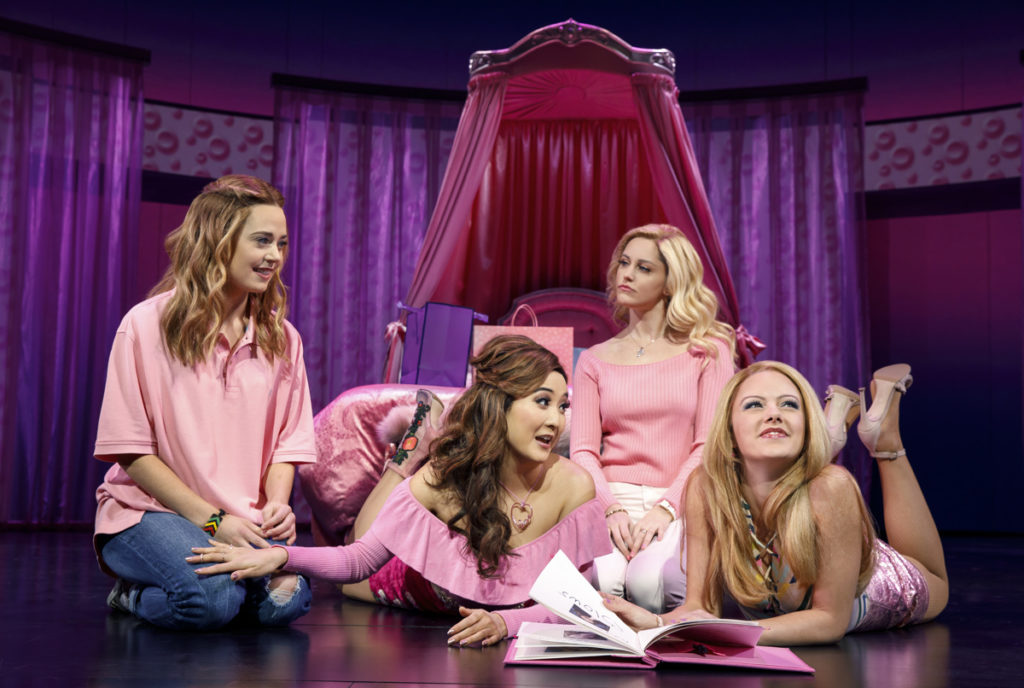 Mean Girls Come to Broadway