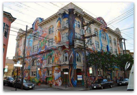 SF Life: Femme Fair, Murals, Art, Jazz