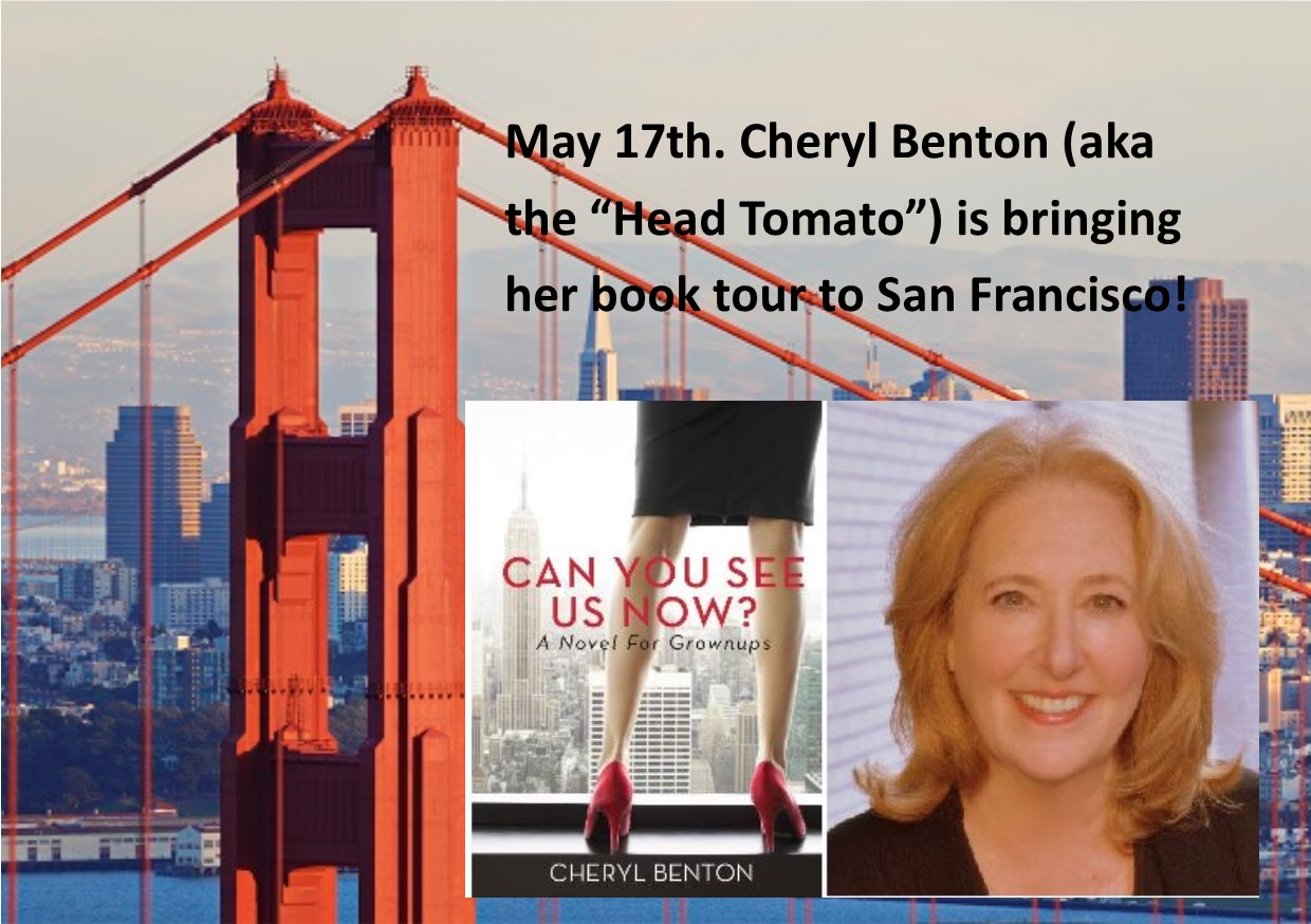 SF LIFE: Book Tour, Brews & Botanicals, Cherry Blossoms, Fairs, Amadeus