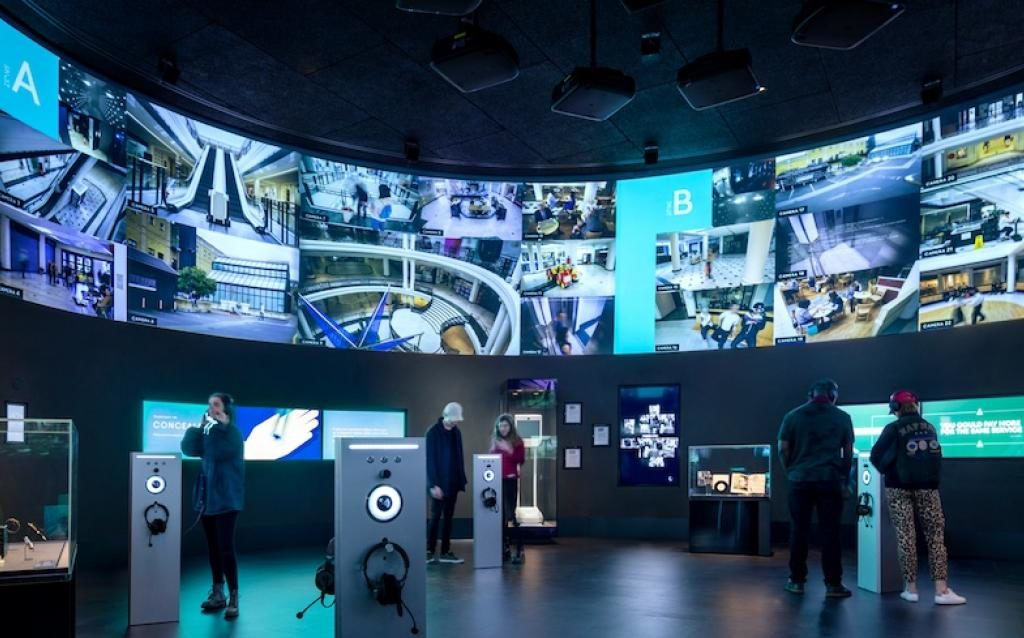 A New Museum Devoted to Espionage and Spying