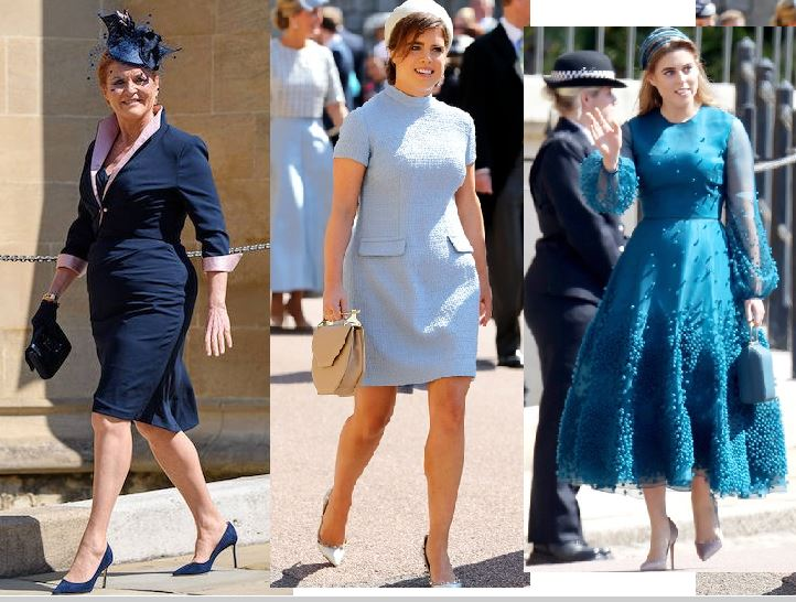 Best Dressed at the Royal Wedding
