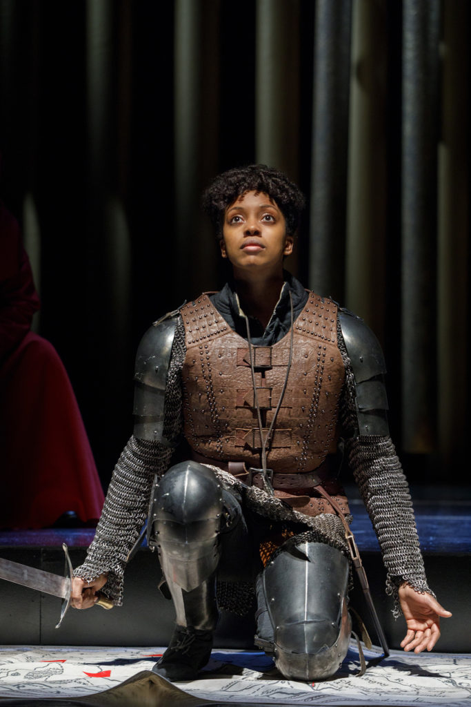 Saint Joan Provides Dark Humor, Poignancy, Inspiration