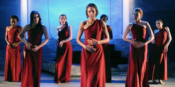 Brenda Strong Stands Tall in LYSISTRATA UNBOUND
