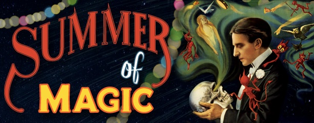 The Golden Age of Magic