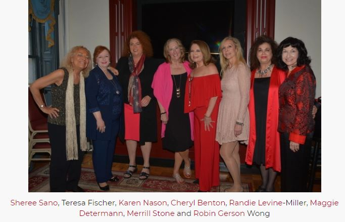 Tomato Divas Wowed at The Triad
