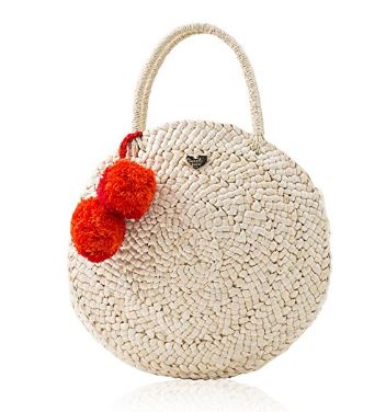 Cherries, Summer Shoes, and Straw Bags