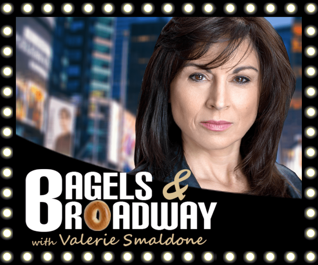 Bagels and Broadway,Valerie Smaldone