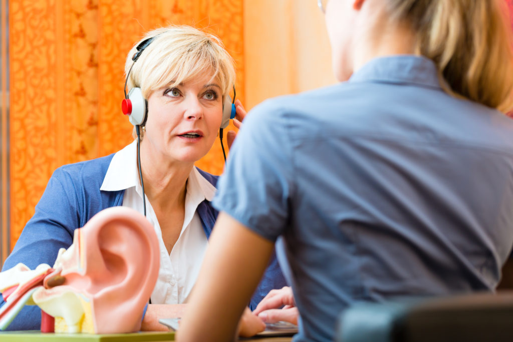 Menpause and Hearing Loss