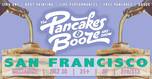 SF Life: Pancakes and Art, Hip Hop Style, Kites, Bees