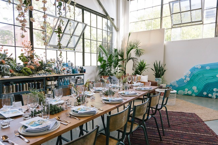 SF LIFE: Fashion, Bunnies & Bellinis, Artist Dinners, Candytopia