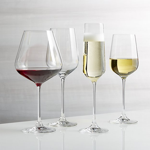 Wine Glasses: A Guide for The Perplexed
