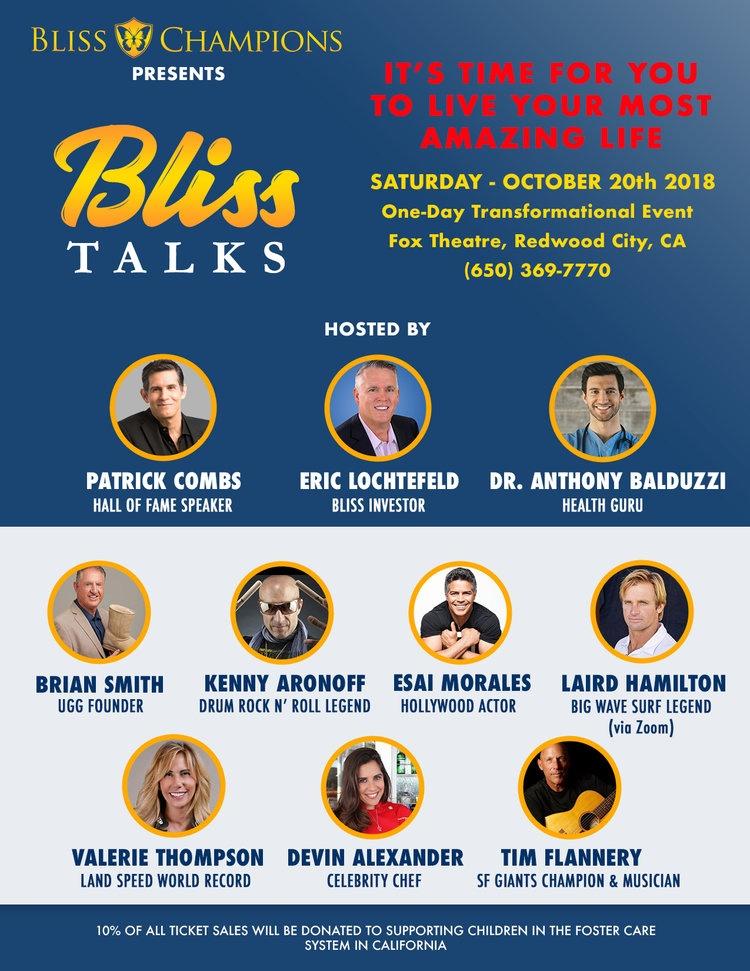 SF LIFE: Terror Vault, Silicon Valley Film, Bliss Talks, Improv