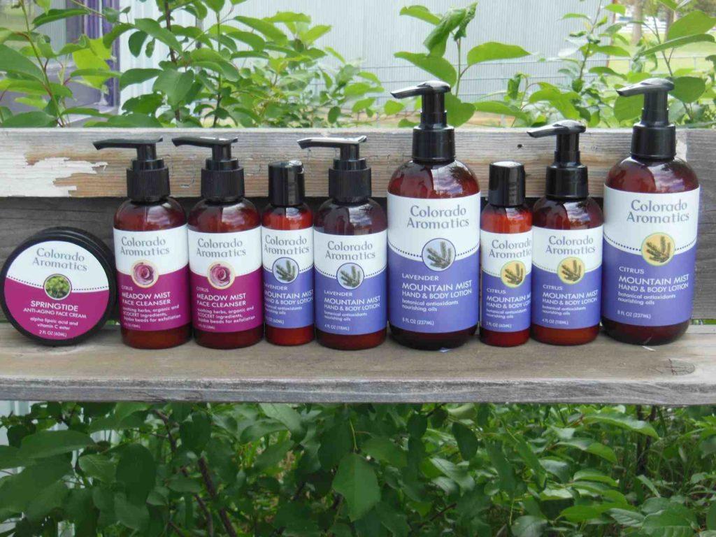 Products We're Loving colorado aromatics