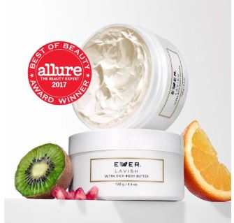 Products We're Loving lavish body cream