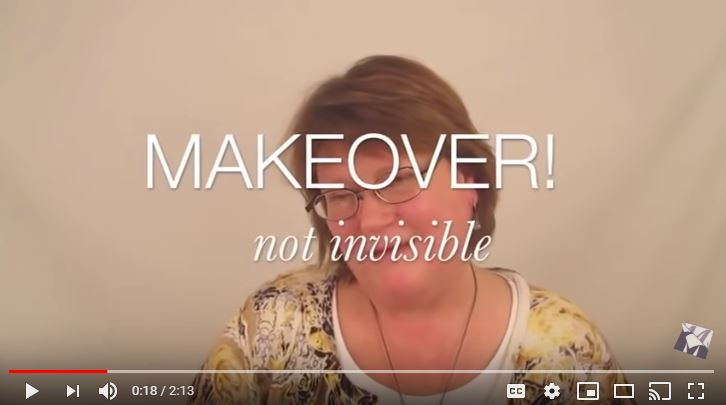 A NOT Invisible Makeover
