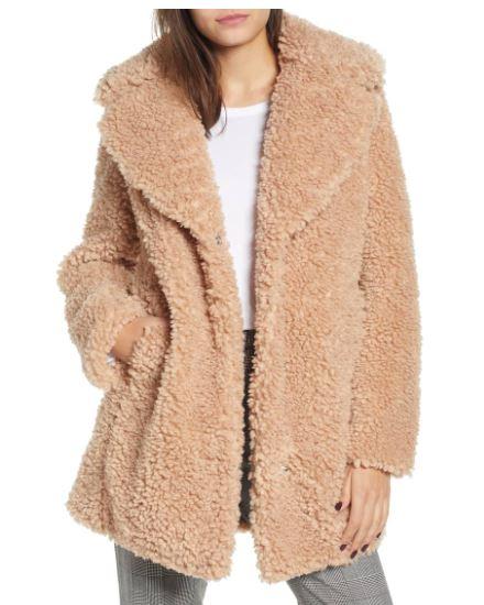 Faux Fur – Spot On