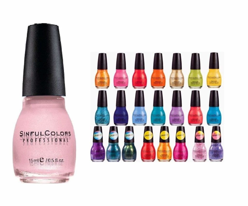 Products We're Loving sinful colors