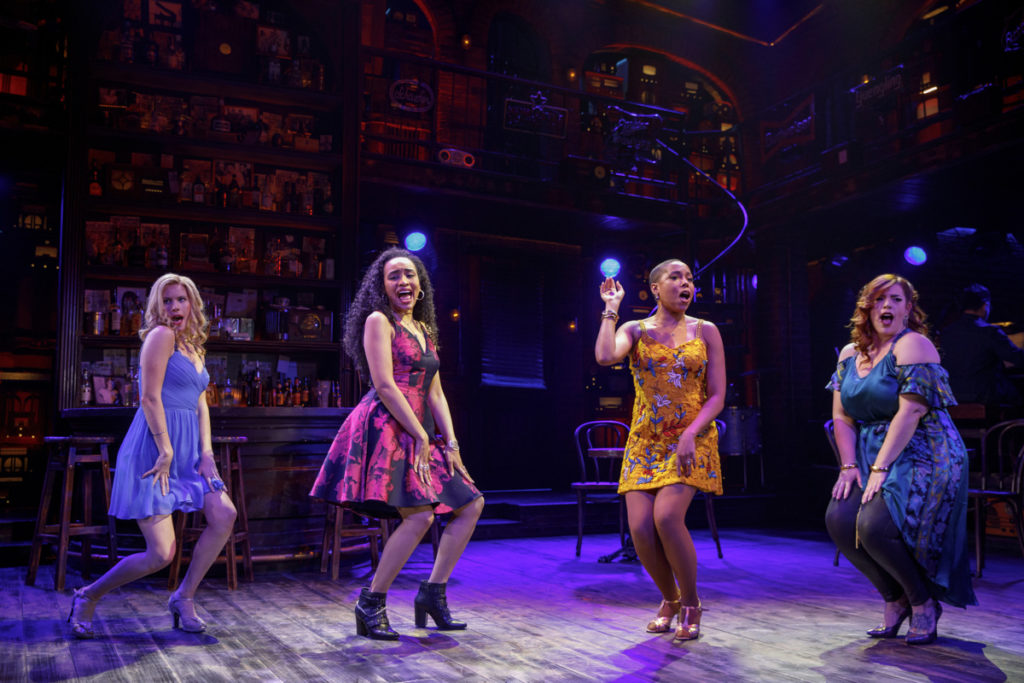 Smokey Joe's Cafe has an Insanely Talented Cast