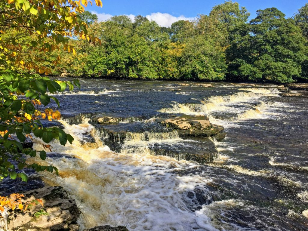 Walking through the timeless Yorkshire Dales