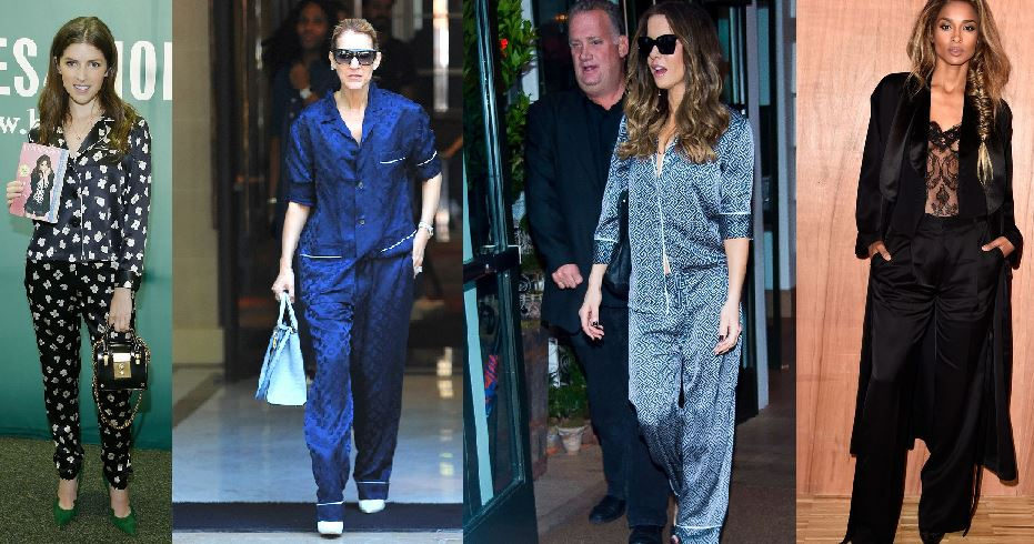PJs as Day Wear? Yep It's a Thing.