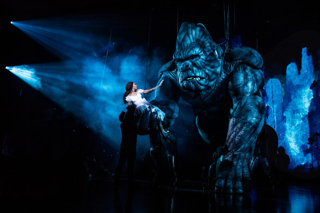 The Other Josh Cohen and KING KONG - A Contrast in Musical Theatre