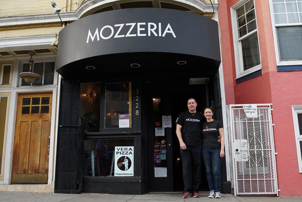 Mozzeria Pizzeria - The Three Tomatoes