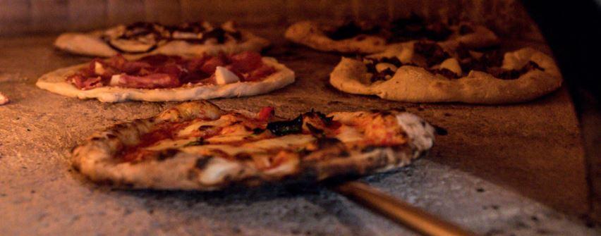 Mozzeria Pizzeria- The Three Tomatoes