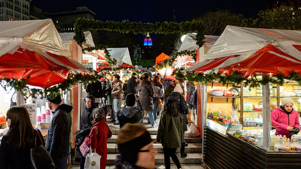 NYC LIFE: Fun Events, Holiday Shopping