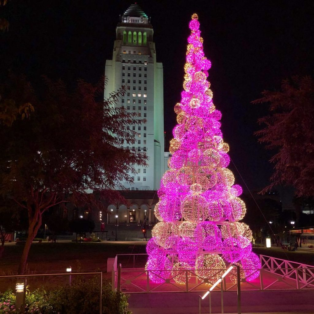 LA LIFE: Magical Day, Edwardian Christmas, Moonlight, Boat Parade, Winter Glow