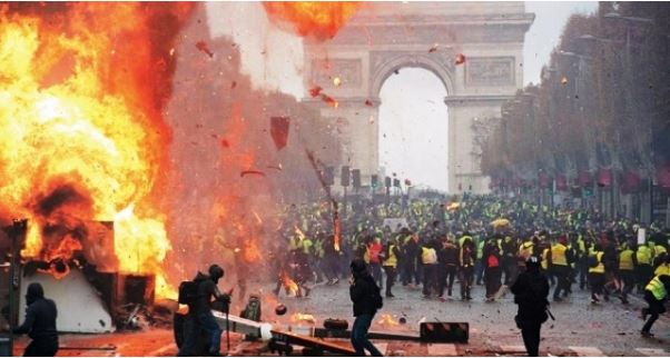 Travel Advice: What You Can Learn from the Paris Riots