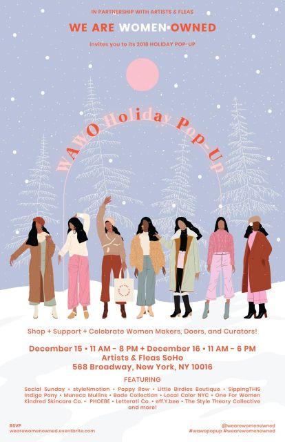 NYC LIFE: Holiday Markets, Holiday Bars, Cher, Martinis & Chocolate