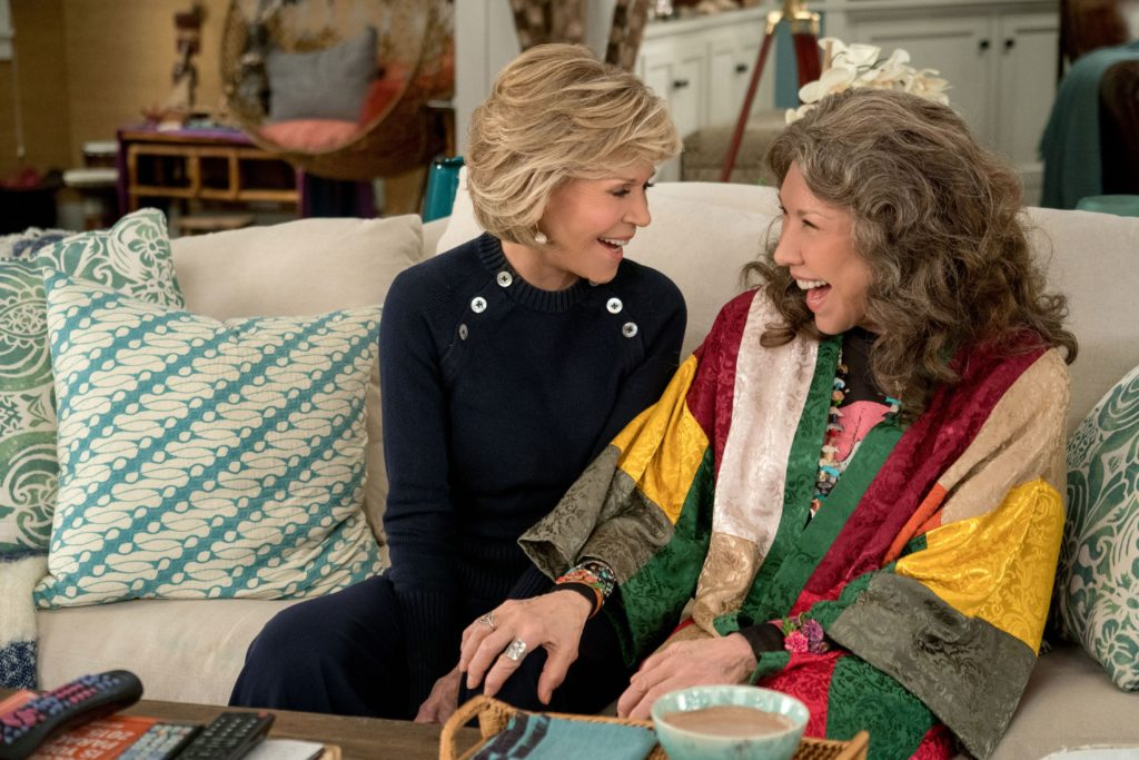 How to get Grace and Frankie Style, Season 5