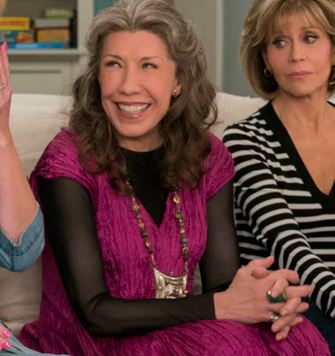 How to get Grace and Frankie Season 5 Style