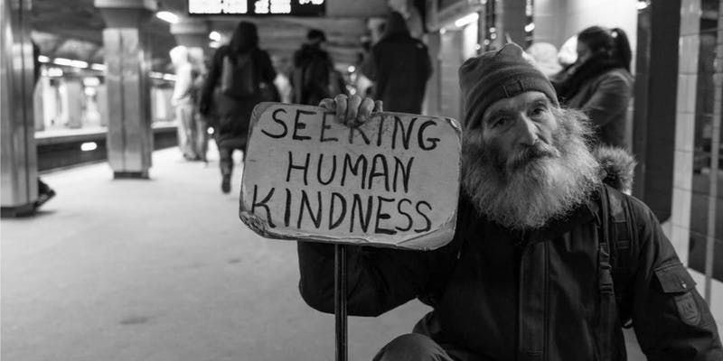 Defeat the Street benefit the homeless