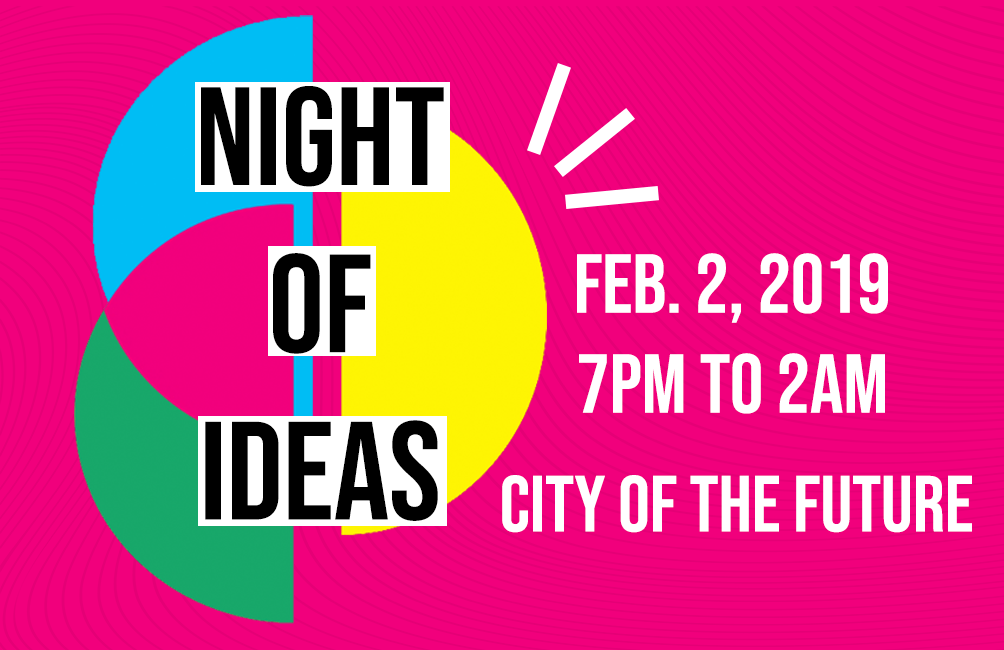Night of Ideas at the SF Public Library