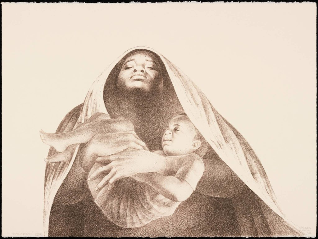 Till June 9.  Charles White, A Retrospective