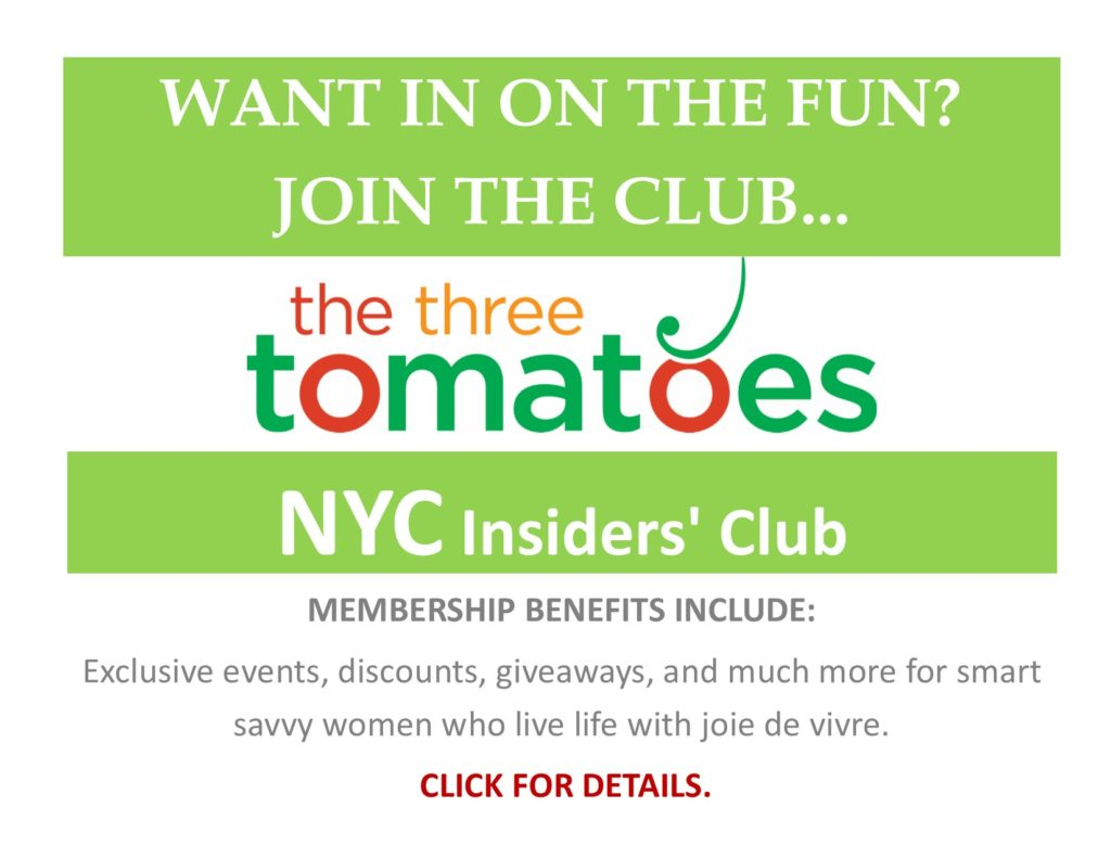 NYC LIFE: Snowbirds, Private Events, Sales, Theatre and More
