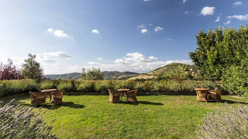 Mindfulness retreat in Italy