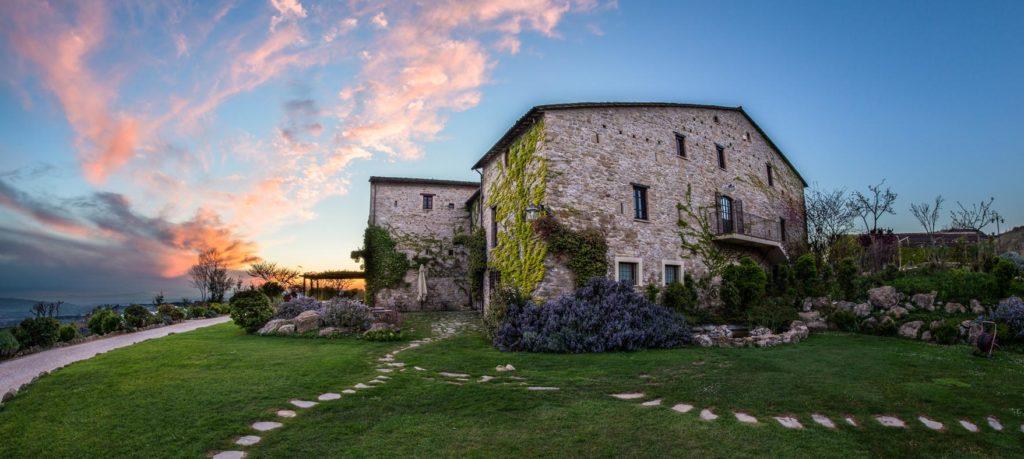 Mindfullness Retreat in Castello Petrara, Assisi, Italy