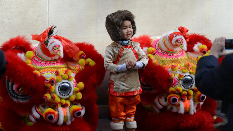 China Institute Family New Year Celebration