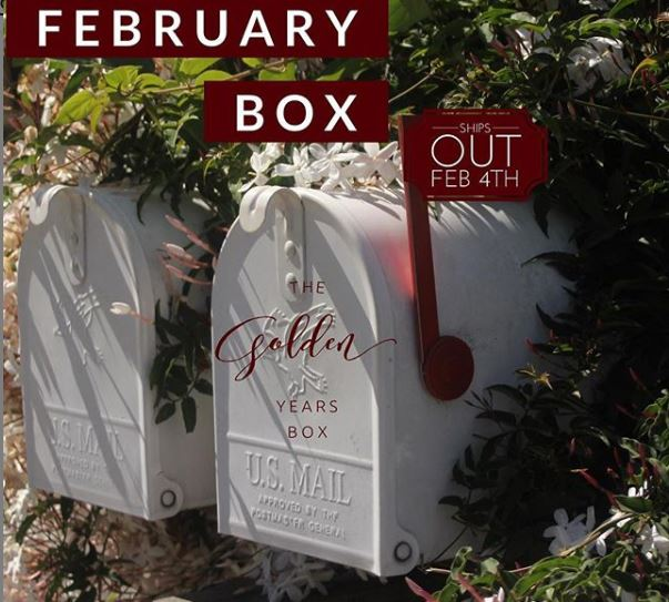 The Golden Years Box